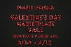 Valentine's Day Sale @ Nani Marketplace