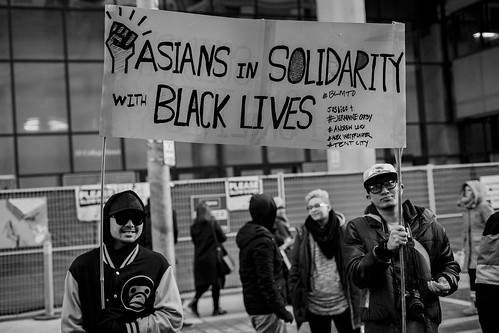 Black Lives Matter Toronto - BlackOut Protest