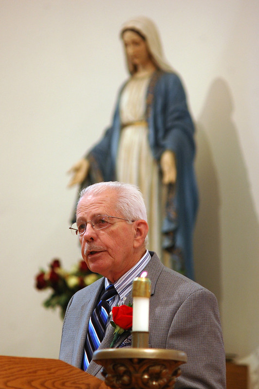 Fr. Frank's 40th Anniversary