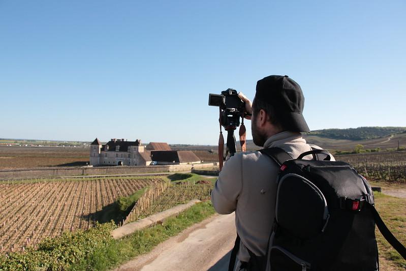 Visit of Clos de Vougeot Castle