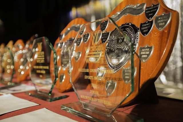 Wrexham Sports Awards 2015