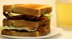 sometimes it's all about the Triple Decker BL…