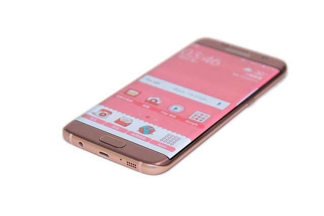 更粉更亮!加上粉紅外衣的 S7 edge 新色!霓光粉 清晰拍攝分享 @3C 達人廖阿輝