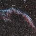 NGC 6992 The Eastern Veil Nebula by David Aldrich Photography