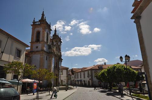 Gouveia (Portugal). Iglesia de San Pedro