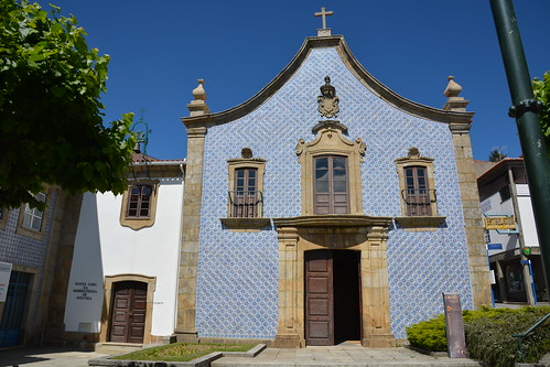 Gouveia (Portugal). Santa Casa de la Misericordia