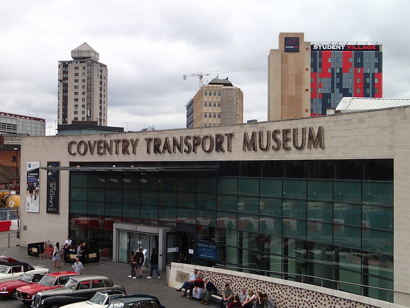 Coventry UK - SkyscraperCity
