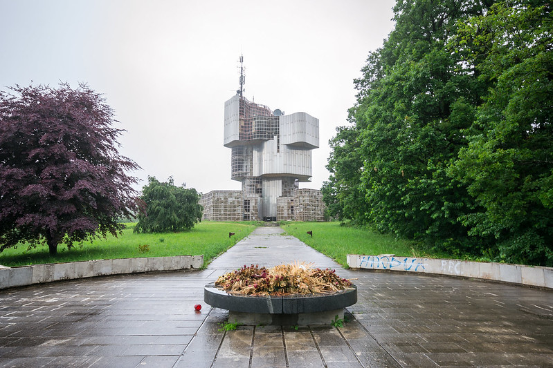 Monument to the uprising of the people of Kordun and Banija - Petrova Gora