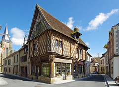 Levroux (Indre). - Photo of Francillon