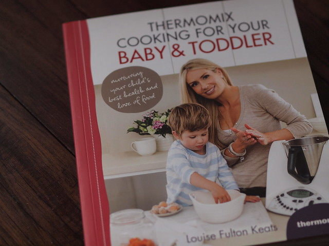 Thermomix cooking for your baby toddler by louise fulton keats i was sent the latest thermomix cookbook thermomix cooking for your baby toddler by louise fulton keats granddaughter of the margaret fulton and its forumfinder Choice Image