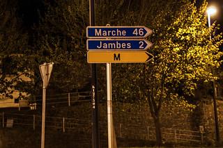 Communes de Marche et Jambes...