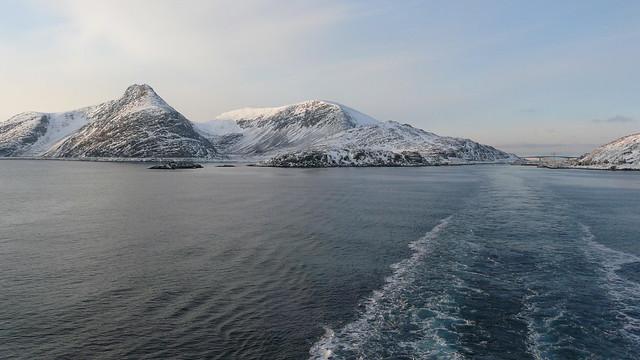 Croisière au nord de la Norvège