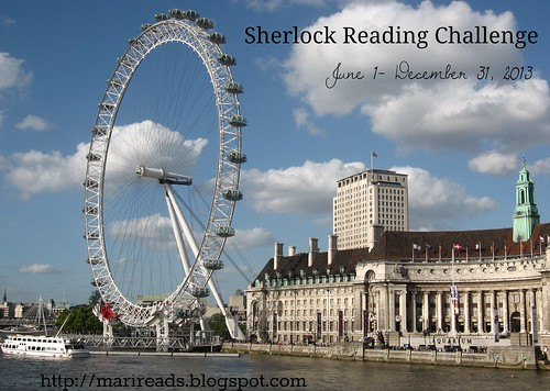 Sherlock Reading Challenge