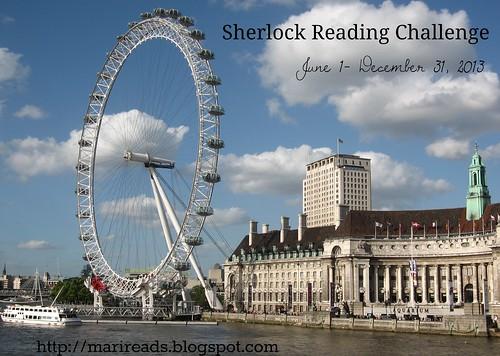 Sherlock Reading Challenge