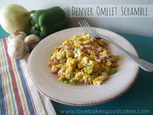 Denver Omelet Scramble
