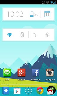 "Escritorio Android ""Google Now"" - Mayo 2013"