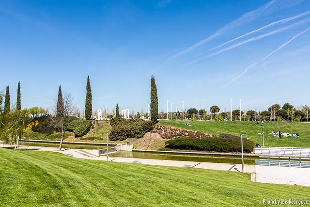 Parque Juan Carlos I-10