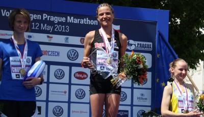 Volkswagen Maraton Praha: Pastorová a Homoláč neměli konkurenci