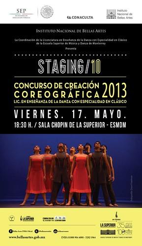 Concurso de Creación Coreográfica 2013