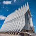 Air Force Academy Chapel by Peter Wayne Photography