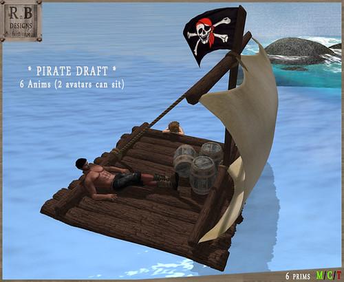 PROMO ! *RnB* Pirate Draft - 6 Anims (2 avs) (copy)