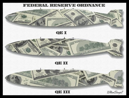 FEDERAL RESERVE ORDNANCE by WilliamBanzai7/Colonel Flick