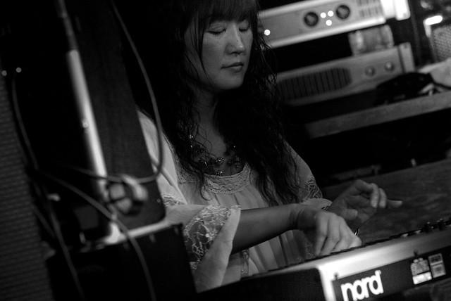 O.E. Gallagher live at Crawdaddy Club, Tokyo, 15 Jun 2013. 174