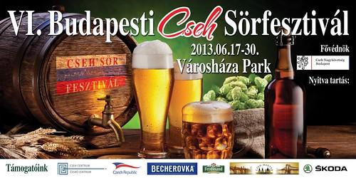 Czech Beer Festival til 30th June