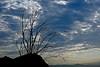 Clouds over Riverside/San Bernardino
