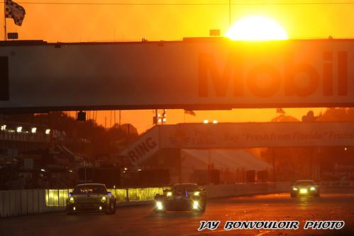 sunset florida hours 12 sebring alms imsa americanlemans 2013