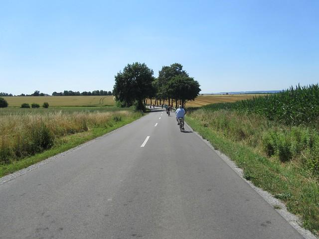 Entspanntes Hitzeradeln zwischen Hamm und Soest.
