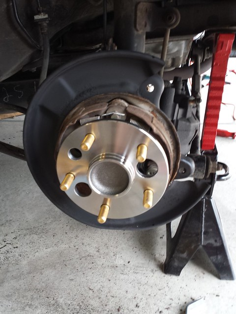 Another Rear V6 Disc Brake Conversion Toyota Nation