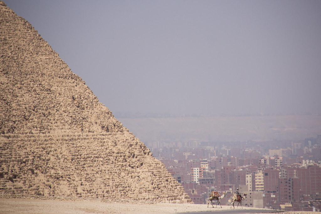 Headed Back to Giza.