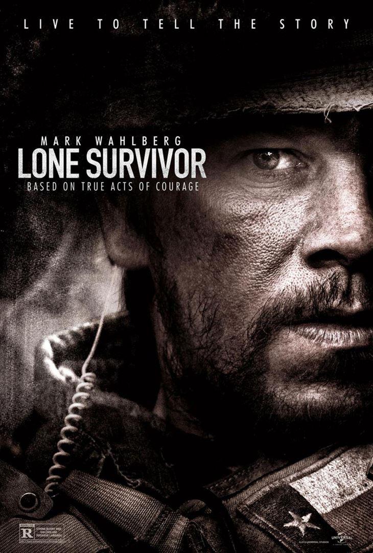 โปสเตอร์หนัง Lone Survivor