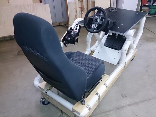 Rs1 Diy Sim Racing Cockpit Plans Pdf Hibiscus Hotel