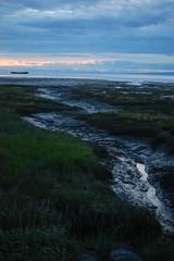 A short walk to sunset