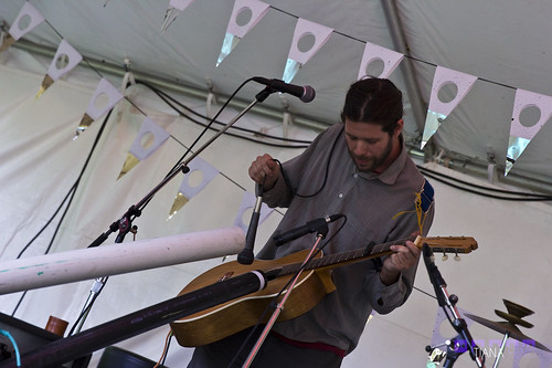 Elfin Saddle @ ALL CAPS Island Music Festival Day 2 8/11/2013