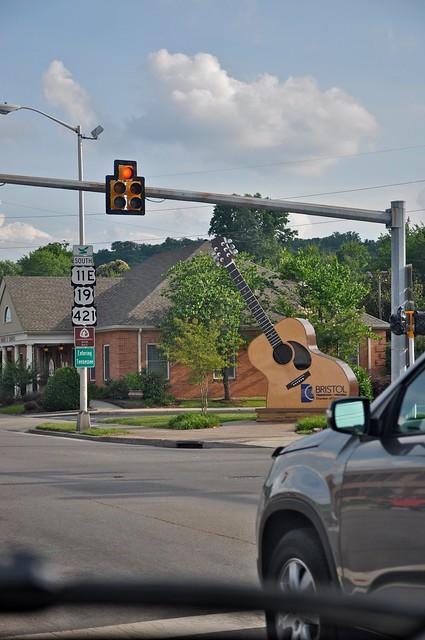 Country Music - Bristol VA / TN