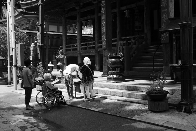 Nachi Seigantoji temple (Japan), Aug 2013