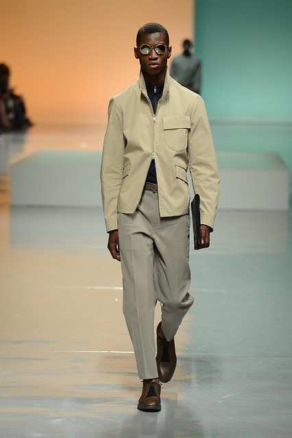 Ermenegildo Zegna Fashion Show Milán 1