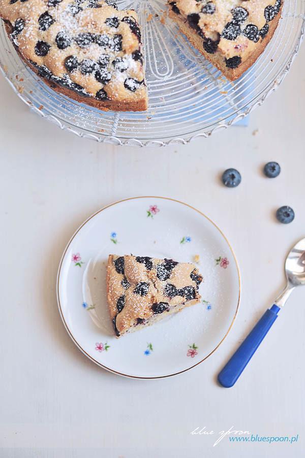 przepis na proste ciasto z owocami