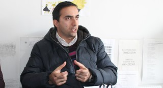L'Assessore Paolo Mazzone