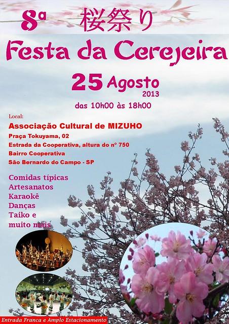 Festa da Cerejeira de São Bernando 2013