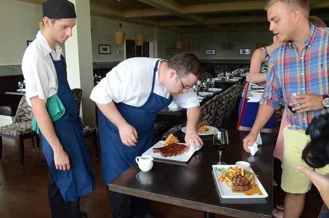 Chef de Cuisine Andy Robertson