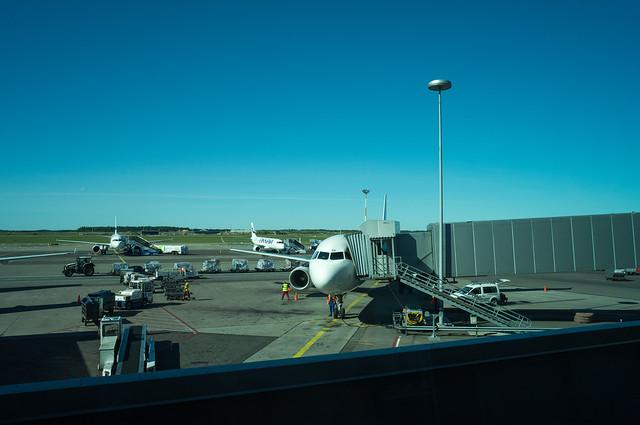 ヘルシンキ・ヴァンター国際空港 FINNAIR AY3183