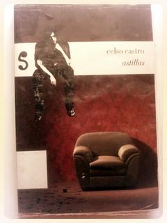 Celso Castro portada libro Astillas