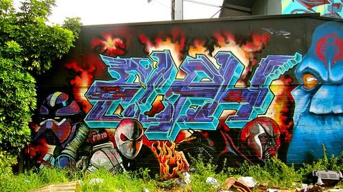 GRAFFITI_NEWTOWN_130831 - 07