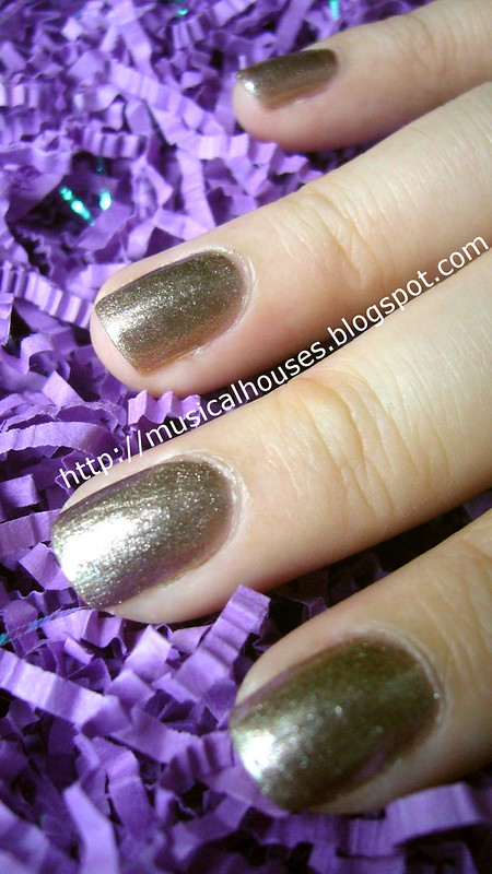 China Glaze Swing Baby 2