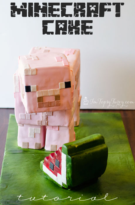 minecraft-cake-tutorial