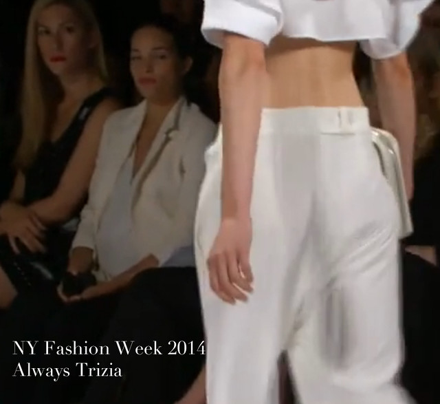 NY Fashion Week 2014 Always Trizia064